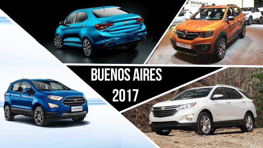 Salão de Buenos Aires - Antecipamos os 10 principais lançamentos