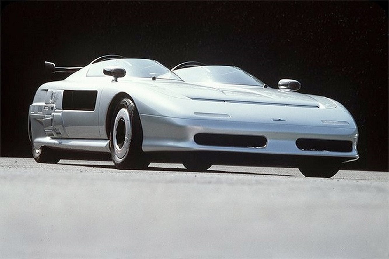 1988 Italdesign Aztec Concept Looks Straight Out of the Future