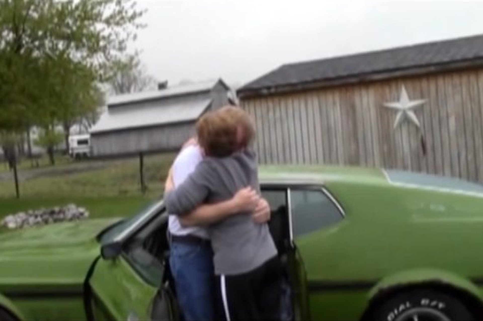 Father Reunited with Mach 1 Mustang after 24 Years [video]