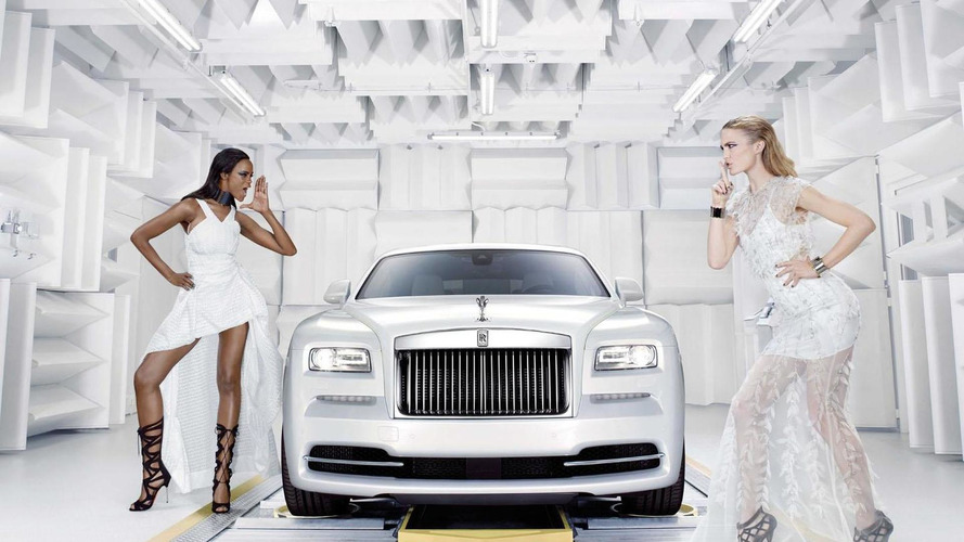 Rolls-Royce Wraith Inspired by Fashion officially unveiled