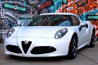 Alfa Romeo 4C Review: Minimalist Performance at its Finest