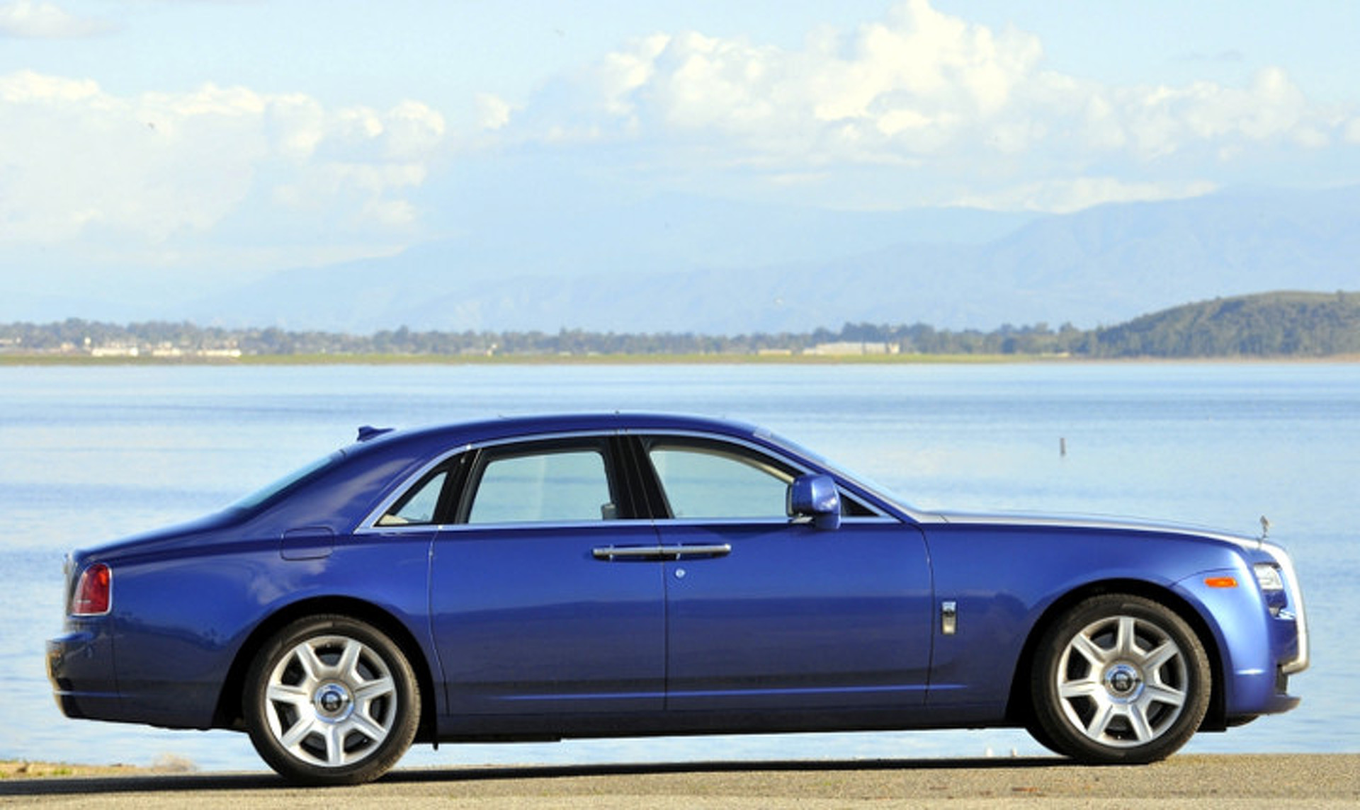 Rolls-Royce Issues a Recall...For a Single Car