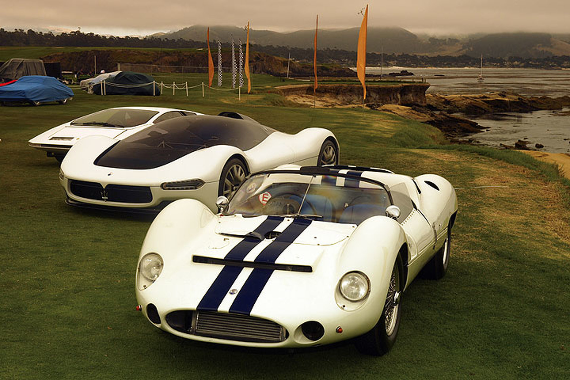 The World\'s Rarest Cars are Heading to Pebble Beach