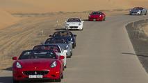 Ferrari California T Deserto Rosso