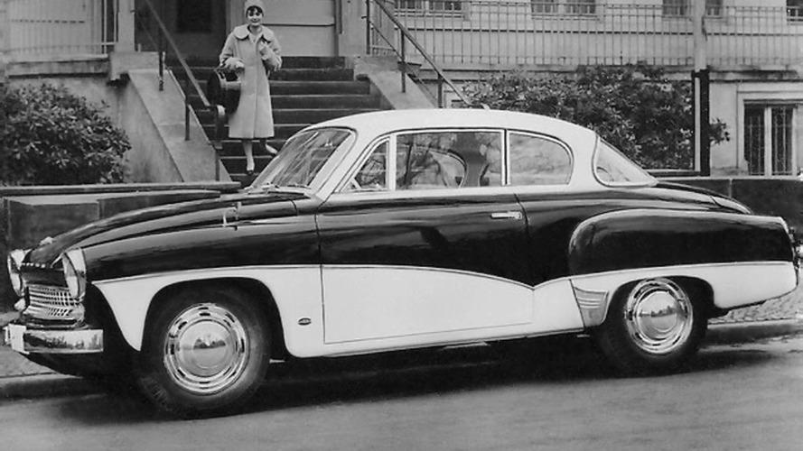 Soviet Bloc Cars Were Weird: Wartburg 311 Coupe