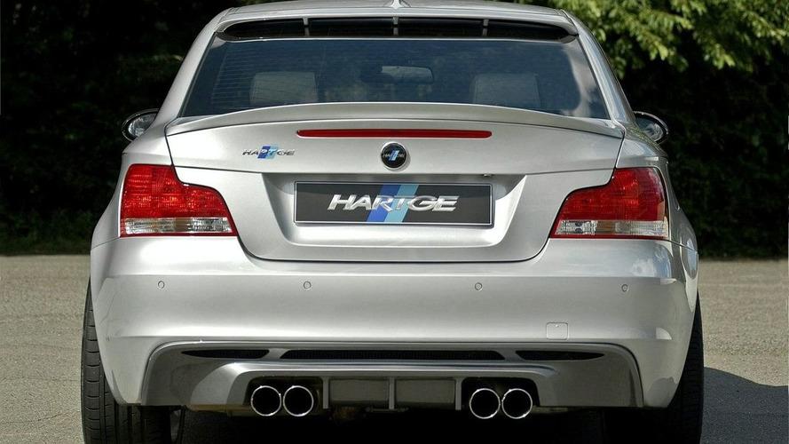 HARTGE Aero Kit for BMW 1 Series (E82 / E88) Coupé and Cabrio