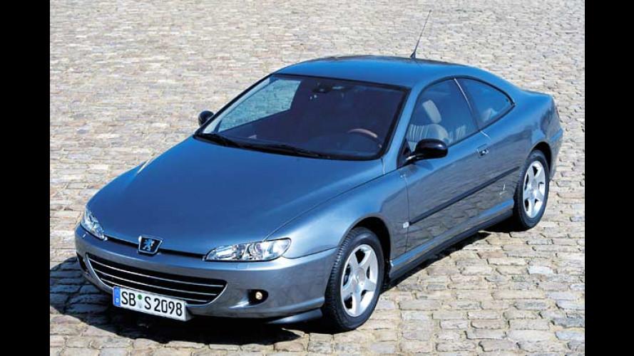 Peugeot 406 Ultima Editione: Coupé-Krönung zum Abschied
