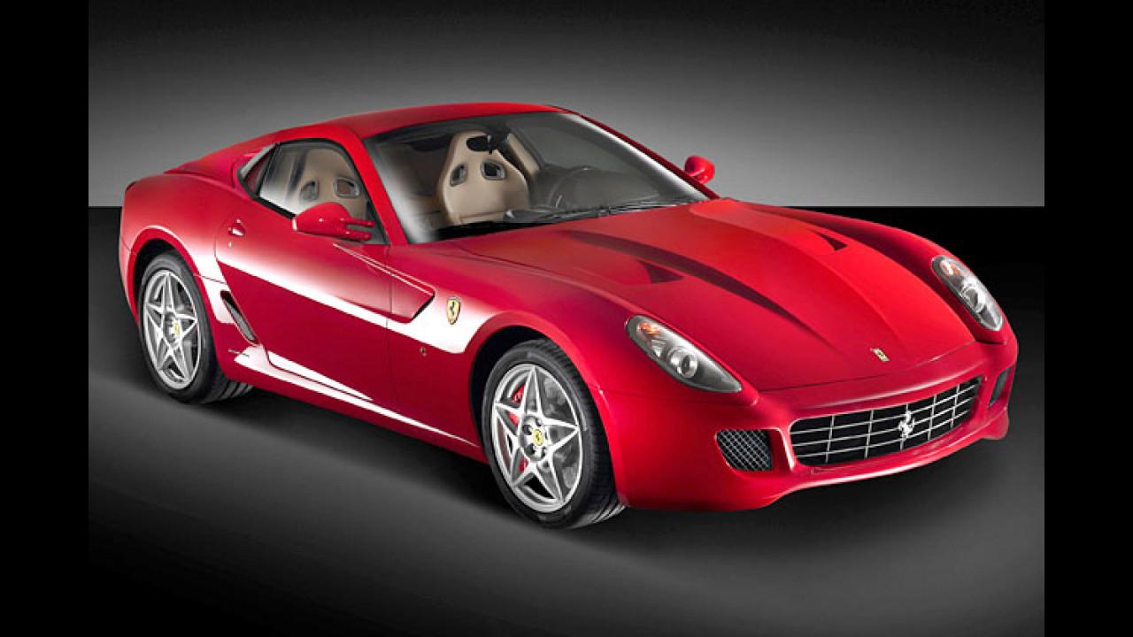 Ferrari 599 GTB: 3,7 sec