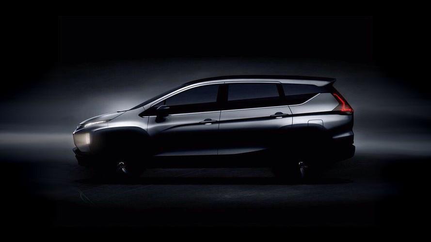 Mitsubishi XM konseptinin üretim versiyonu sergilendi