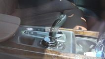 2014 BMW X5 interior spy photo / Weibo.com
