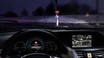Mercedes wrong-way driver warning system 21.1.2013