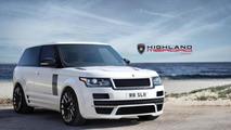 Range Rover Highland GTC