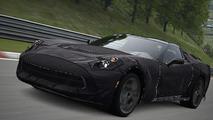 2014 Chevrolet Corvette camo prototype in Gran Turismo 5, 600, 29.11.2012