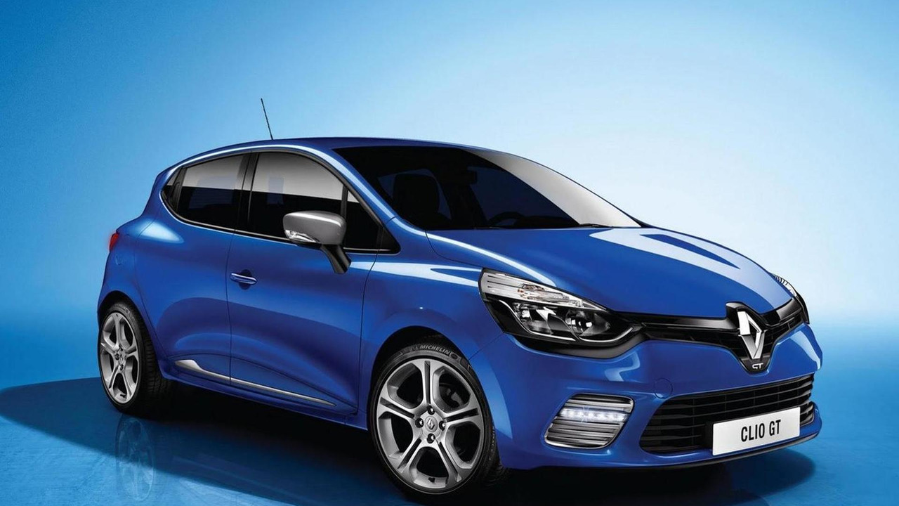 renault clio gt priced from 17 395 gbp. Black Bedroom Furniture Sets. Home Design Ideas