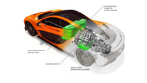 McLaren delivers first P1 and confirms performance figures