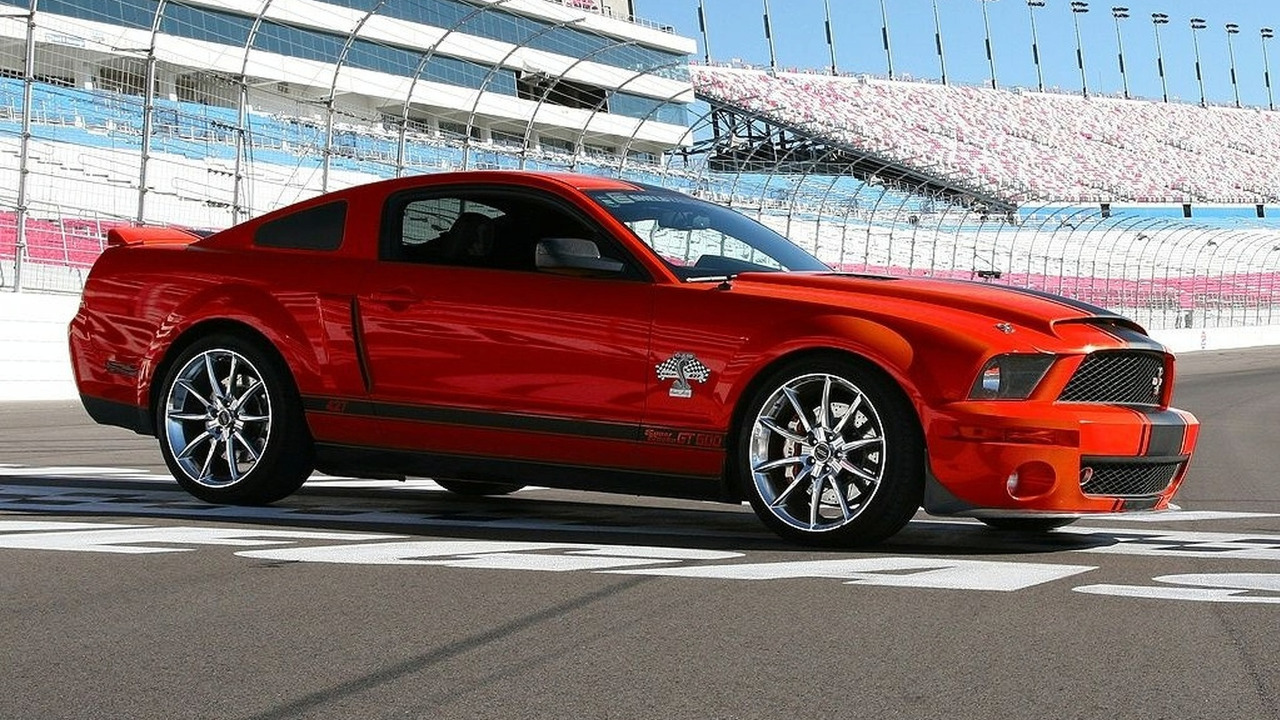Ultimate Shelby 427 GT500 Ford Mustang Package