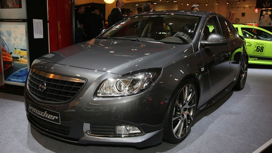Up Close & Personal with Irmscher's Opel Insignia