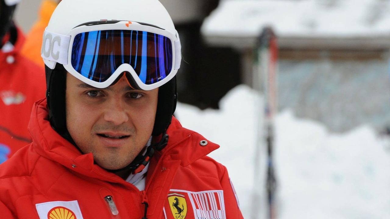 Felipe Massa, Madonna di Campiglio, 12.01.2010