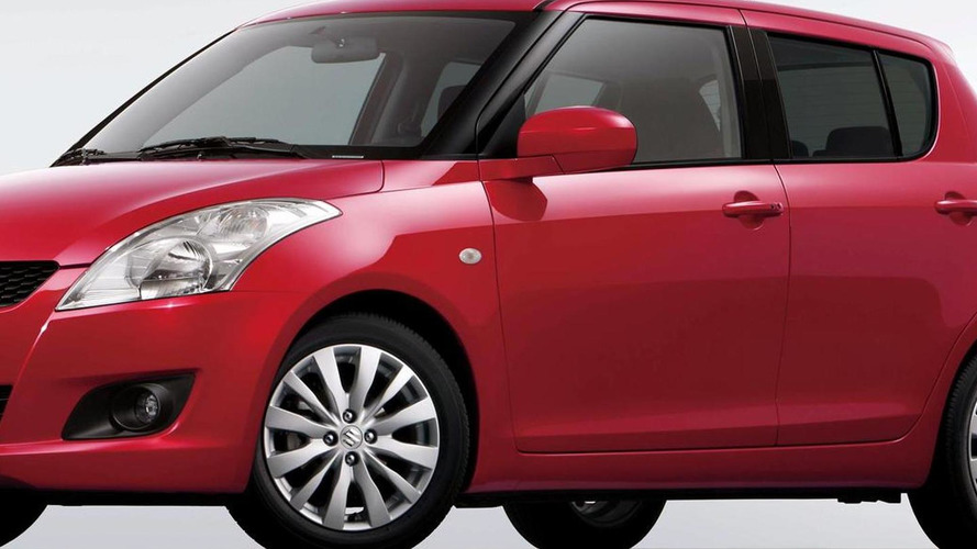 2011 Suzuki Swift first images revealed