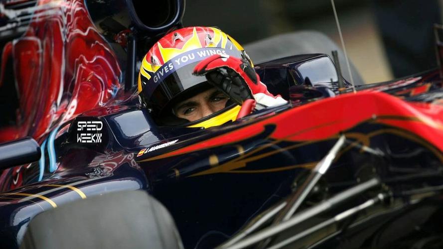 Alguersuari feels ready for F1 now