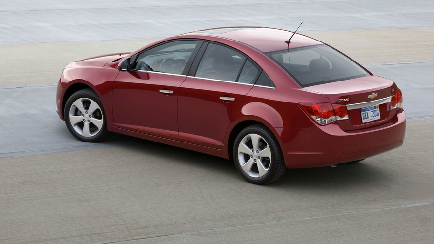 Chevrolet confirms diesel engine for Cruze in U.S.