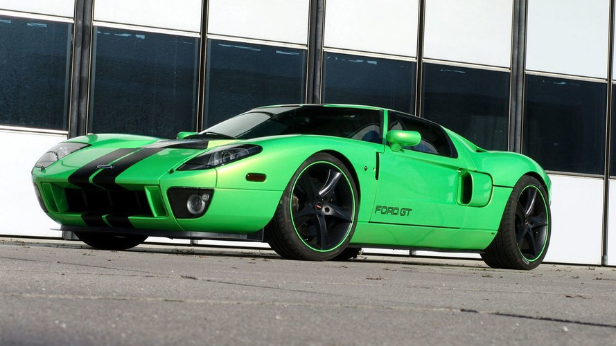 Ford GT Geiger HP 790 Revealed