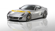 Ferrari 599 GTO tuned by Novitec Rosso 25.02.2011