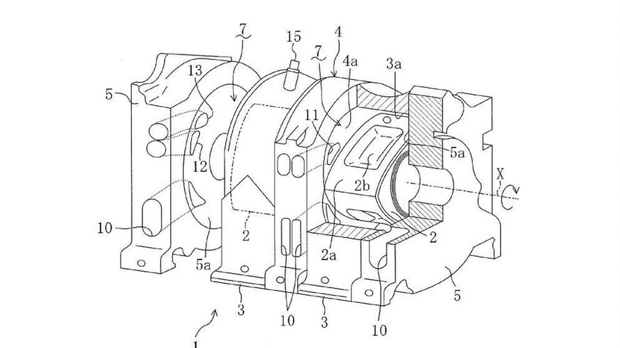 Patent Diagrams Reveal Direct Injection Mazda Renesis Rotary Engine