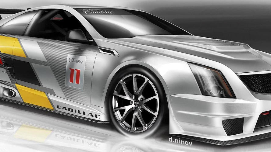 Cadillac ATS Coupe to spawn a GT3 race car - report
