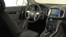 2011 Chevrolet Captiva Interior