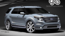 Galpin Ford Explorer