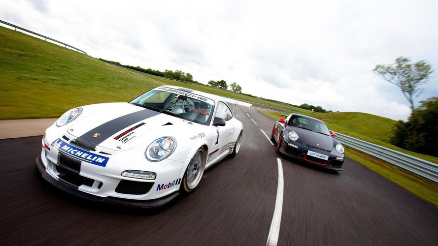 Next Porsche 911 GT3 Cup race car announced for 2011