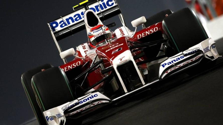 Sauber not commenting on Panasonic rumours