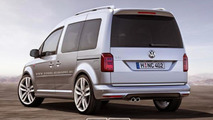 Volkswagen Caddy GTI