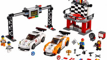 Lego Porsche 911 racing set