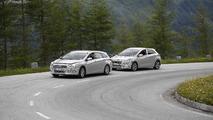 Hyundai i30 facelift spy photo