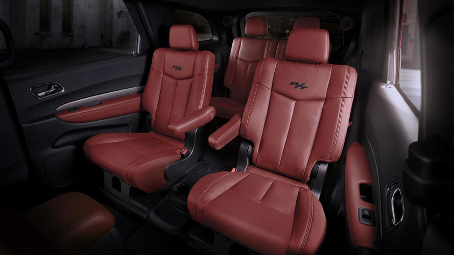 2015 Dodge Durango R/T unveiled with modest updates
