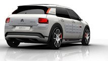 Citroen C4 Cactus AIRFLOW 2L concept proves fuel efficiency doesn't have to be boring