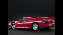 Mercedes-AMG Project One e Ferrari F50
