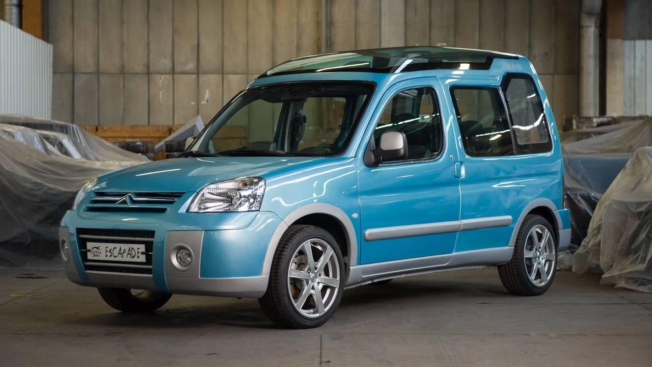 2001 Citroën Berlingo Escapade Sbarro
