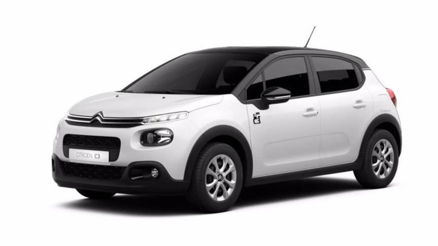 Une série spéciale Graphic pour la Citroën C3