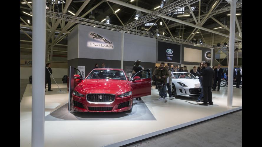 Jaguar al Motor Show 2014