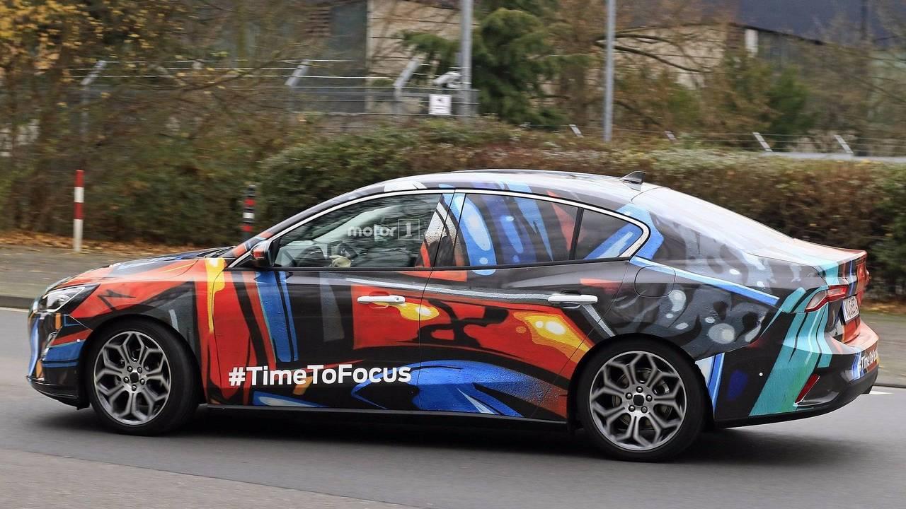 Ford Focus 2018: motores y transmisiones