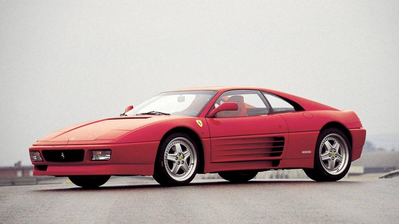 Ferrari 348 GT Competizione
