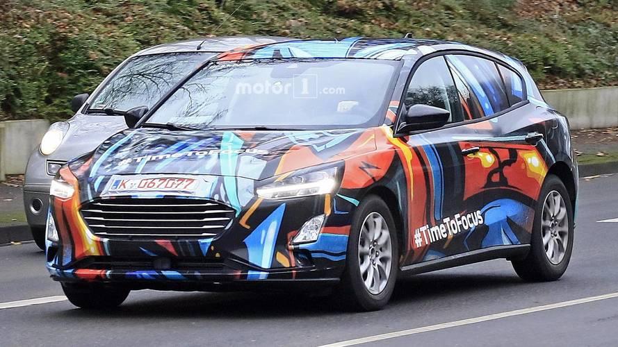 Flagra Novo Ford Focus 2019
