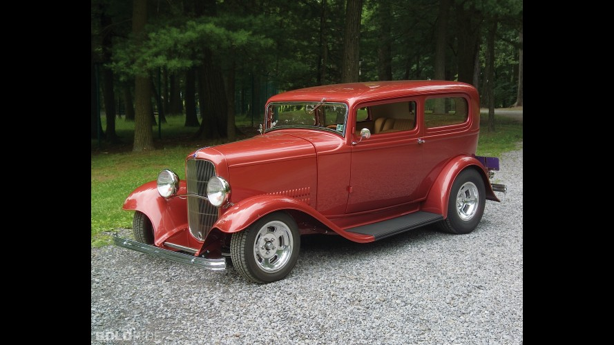 Ford Tudor Sedan Hot Rod