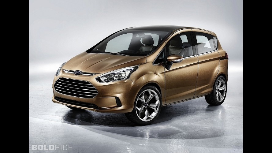 Ford B-Max Concept