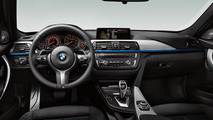 2012 BMW 3-Series M-Sport Package interior 335i 14.10.2011