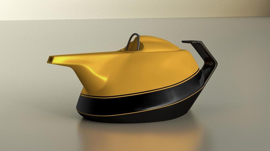 Renault'nun F1'deki 40'ıncı yılı ile sarı bir çaydanlığın ne ilgisi var?