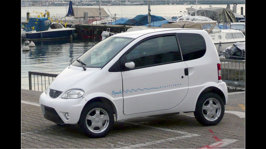 A&E baut Leichtfahrzeug Bellier Opale 2 zum E-Mobil um